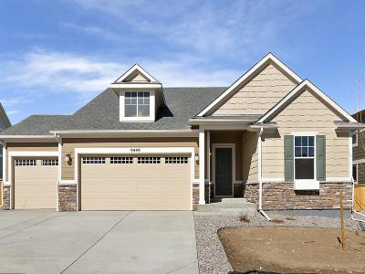 Parker CO Single Family Home Active: $549,990