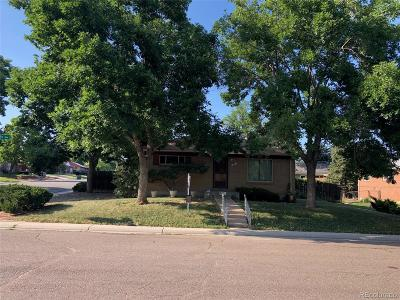 Northglenn Single Family Home Under Contract: 67 East 107th Avenue