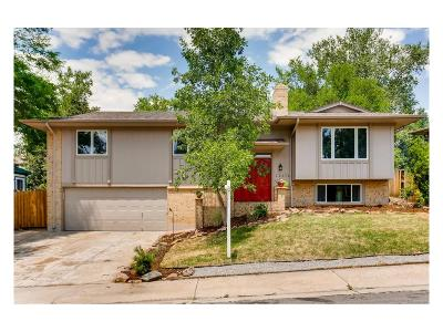 Lakewood CO Single Family Home Active: $478,500