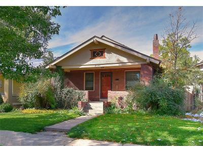 Single Family Home Under Contract: 2151 South Humboldt Street