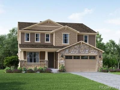 Inspiration Single Family Home Under Contract: 23791 East Minnow Drive