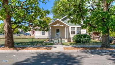 Mead Single Family Home Under Contract: 409 Main Street