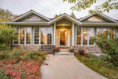 Fort Collins Single Family Home Under Contract: 2518 Stonecrest Drive