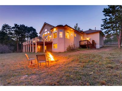 Cascade Single Family Home Active: 4220 Outpost Road