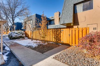 Denver Condo/Townhouse Active: 7995 East Mississippi Avenue #F21