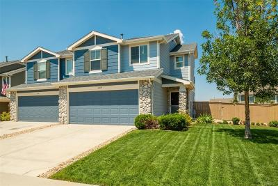 Castle Rock Condo/Townhouse Under Contract: 6075 Turnstone Place