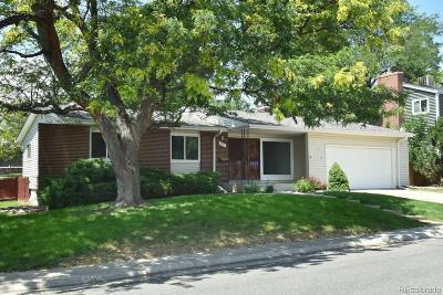 Arvada Single Family Home Active: 5911 Taft Street
