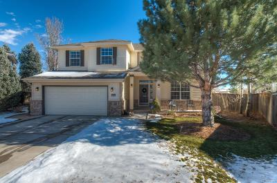 Parker Single Family Home Under Contract: 10356 Stonewillow Drive