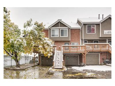 Aurora Condo/Townhouse Under Contract: 2276 South Pitkin Way #B