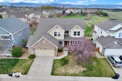 Meadows, The Meadows Single Family Home Under Contract: 4381 Bobolink Drive