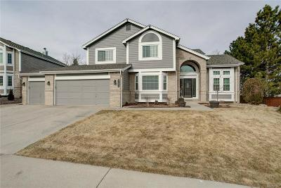 Highlands Ranch Single Family Home Under Contract: 2163 Stratford Court