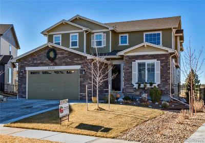 Aurora Single Family Home Active: 7545 South Quantock Court