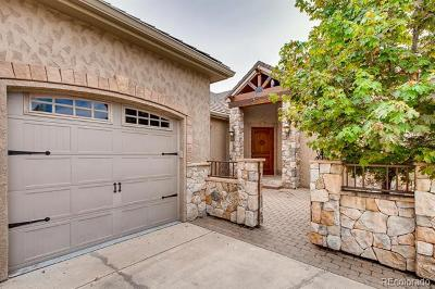 El Paso County Single Family Home Active: 5425 Widgeon Point
