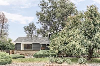 Littleton Single Family Home Under Contract: 2209 West Fair Avenue