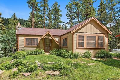Conifer Single Family Home Under Contract: 28421 Evergreen Drive