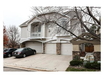 Highlands Ranch Condo/Townhouse Under Contract: 1265 Carlyle Park Circle