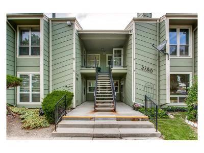 Centennial Condo/Townhouse Under Contract: 2190 East Geddes Avenue #E