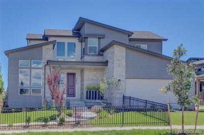 Littleton Single Family Home Active: 9834 Hilberts Way