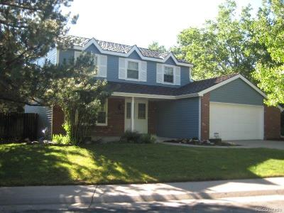 Single Family Home Under Contract: 6798 South Niagara Court