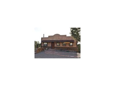 Crestone CO Single Family Home Active: $279,000