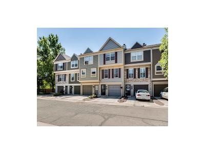 Centennial Condo/Townhouse Under Contract: 8282 South Fillmore Way