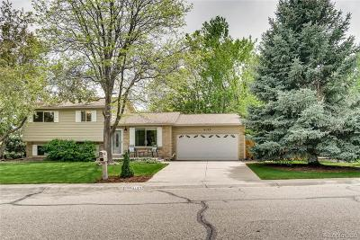 Arvada Single Family Home Under Contract: 8133 Ammons Way