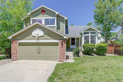 Highlands Ranch Single Family Home Active: 925 Brittany Way