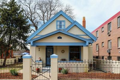 Denver Single Family Home Active: 57 South Pearl Street