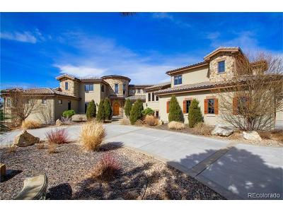 Littleton Single Family Home Active: 5325 Aspen Leaf Drive