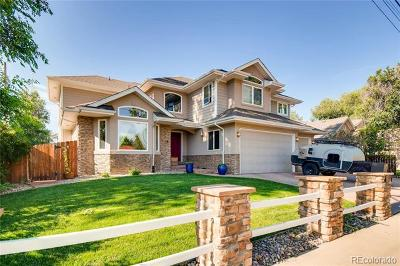 Longmont Single Family Home Active: 1145 15th Avenue
