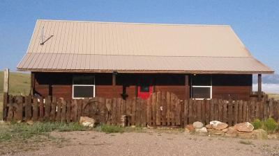 Westcliffe Single Family Home Active: 450 Sheep Creek Road