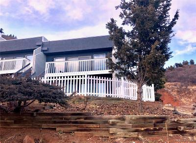 Palmer Lake Condo/Townhouse Under Contract: 301 Brook Street