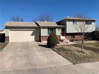 Littleton Single Family Home Active: 9235 West Euclid Avenue