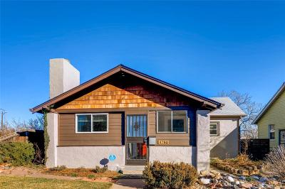 Denver Single Family Home Under Contract: 4780 Elm Court