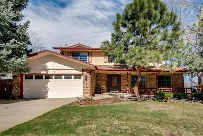 Lakewood Single Family Home Under Contract: 146 Zang Way