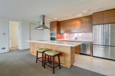 Denver Condo/Townhouse Active: 3100 East Cherry Creek South Drive #1503