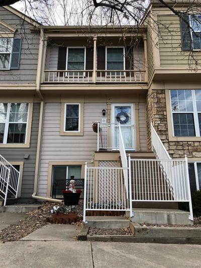 Lakewood Condo/Townhouse Active: 10196 West Dartmouth Avenue