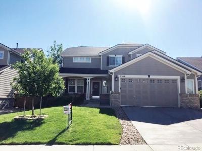Erie Single Family Home Active: 2303 Norfolk Street