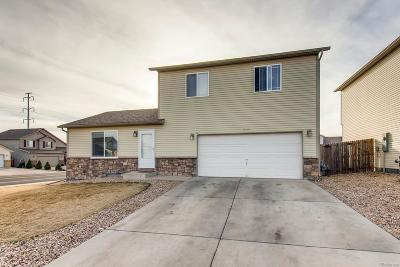 Greeley Single Family Home Active: 3039 41st Ave Ct