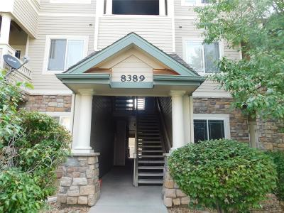 Littleton Condo/Townhouse Active: 8389 South Independence Circle #306