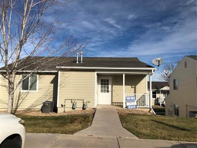 Broomfield Condo/Townhouse Under Contract: 12117 Emerald Lane