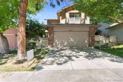 Centennial Single Family Home Active: 8222 South Gaylord Court