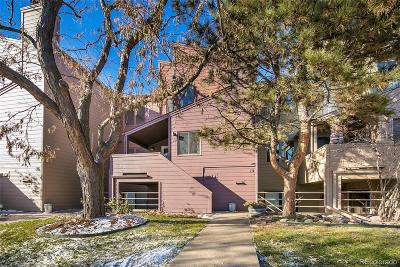 Boulder County Condo/Townhouse Active: 3735 Birchwood Drive #29