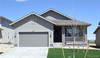 Weld County Single Family Home Active: 4571 North Bend Way