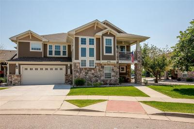 Fort Collins Single Family Home Active: 5632 Condor Drive #4