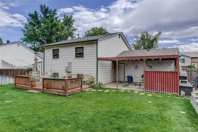 Littleton Single Family Home Active: 8567 West Toller Avenue