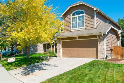 Northglenn Single Family Home Active: 3411 East 105th Court