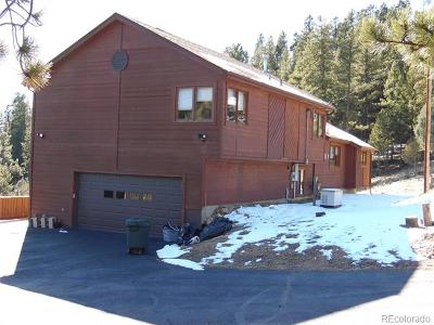 Conifer Single Family Home Active: 13403 Shiloh Drive