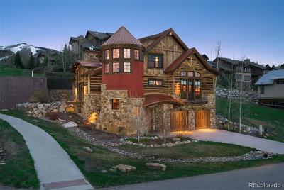 Steamboat Springs CO Single Family Home Active: $2,225,000