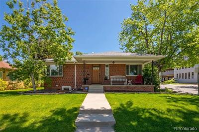 Cory-Merrill Single Family Home Active: 1290 South Jackson Street